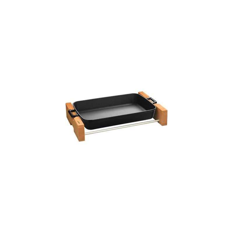 Kepimo indas su mediniu stovu Lava  LVPTP2230K
