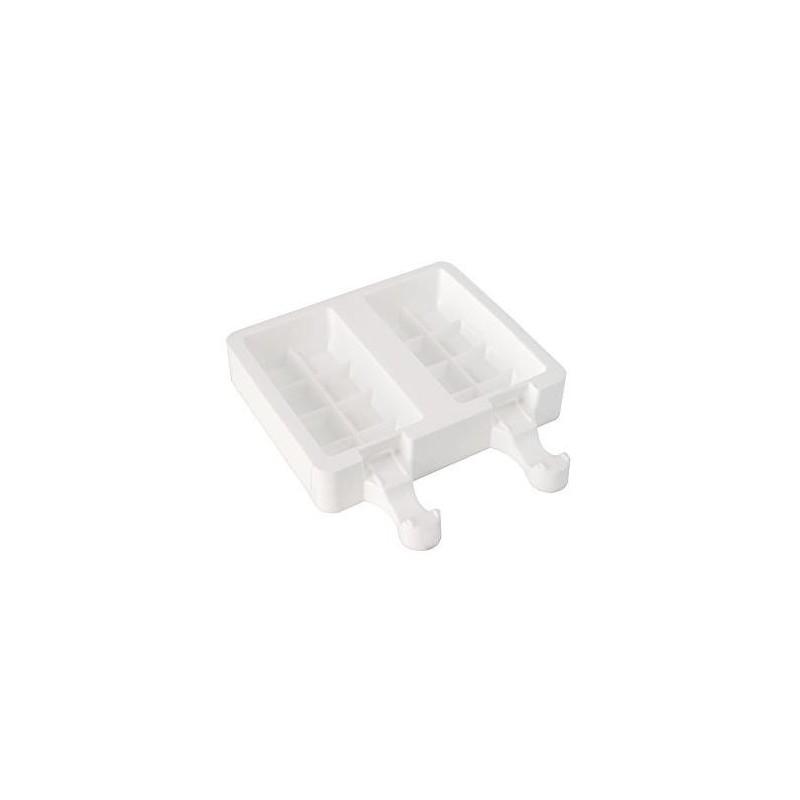 Formelė ledams gaminti Silikomart CHOCOSTICK SIL-GEL02