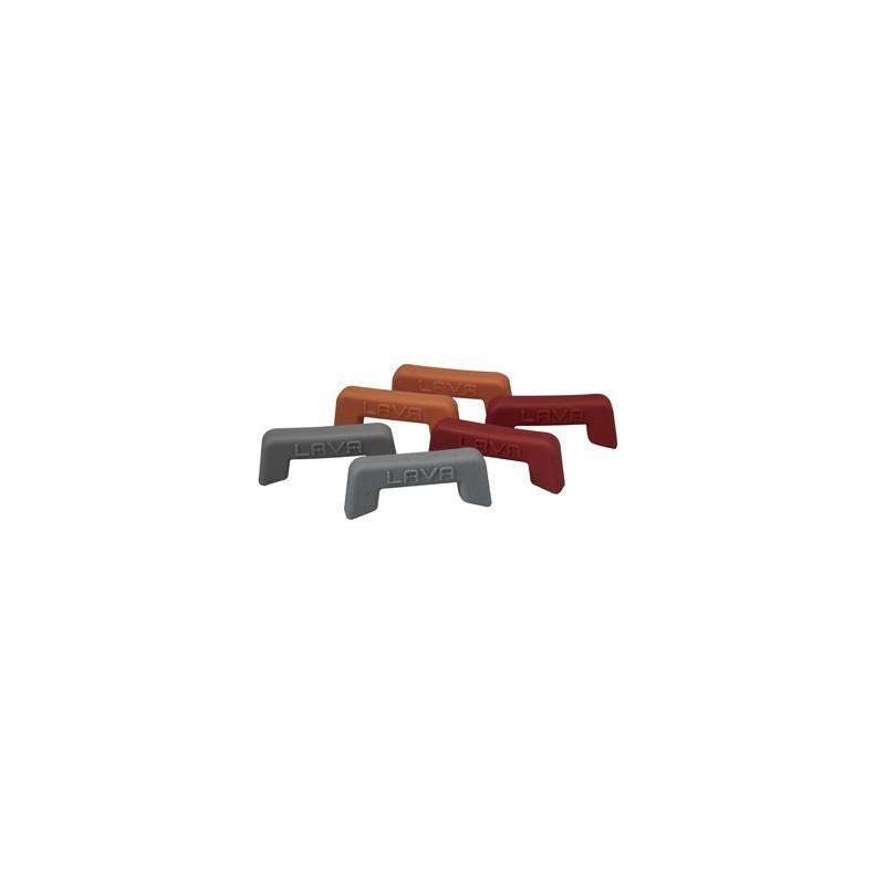 Silikoninės rankenos, Lava, LVST101