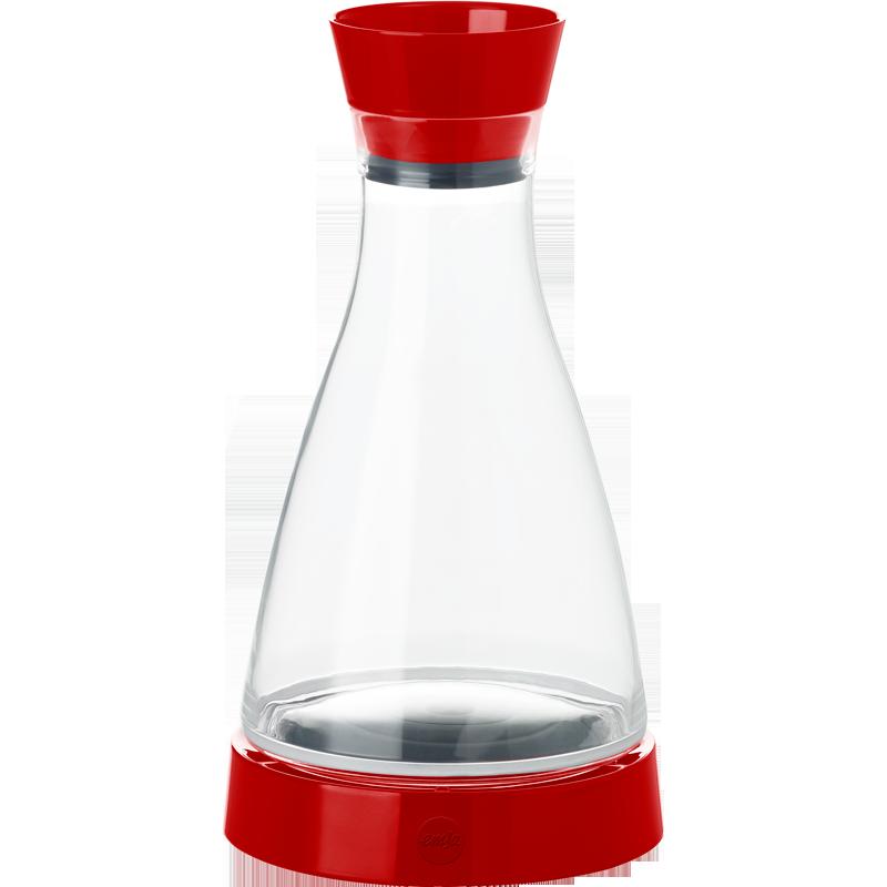 Indas vandeniui, 1,0L, su kapsule, raudonas EMS509685