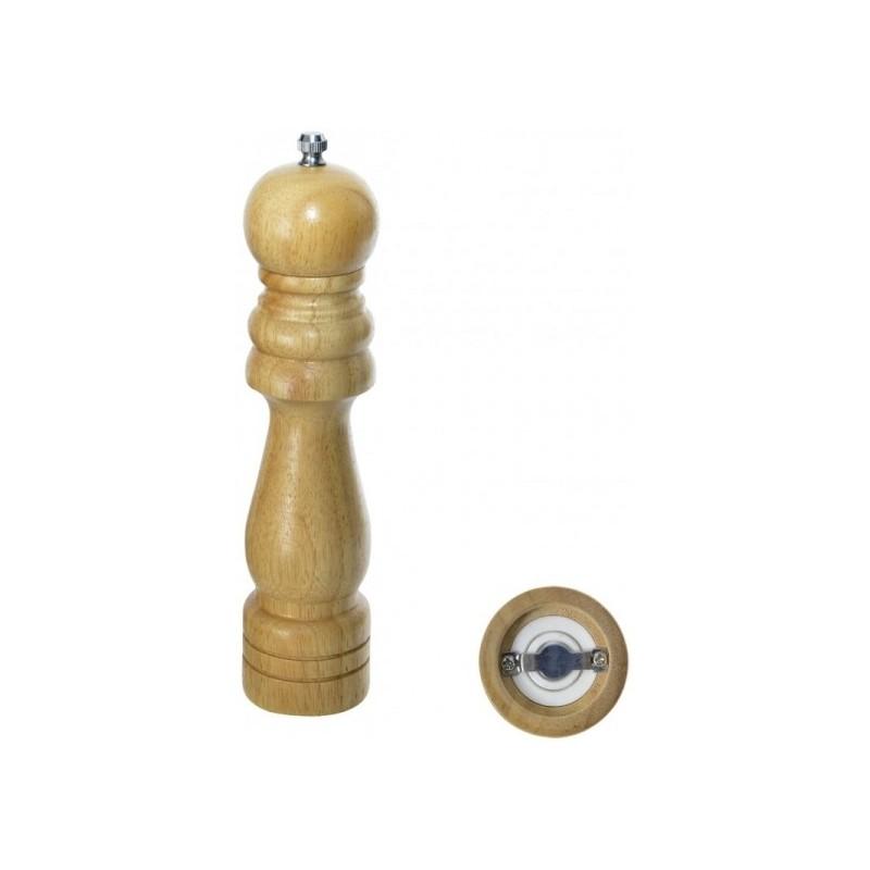 Prieskonių malūnėlis E130167, medinis, 21 cm