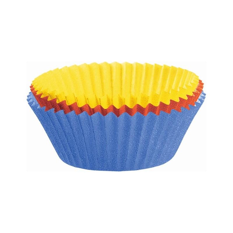 Popierinės keksiukų formelės Muffin GRD64629, Ø 8,5 cm, 80 vnt.