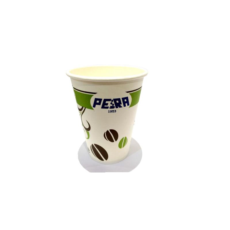 Vienkartinis popierinis puodelis Pera Pera_859, 200 ml