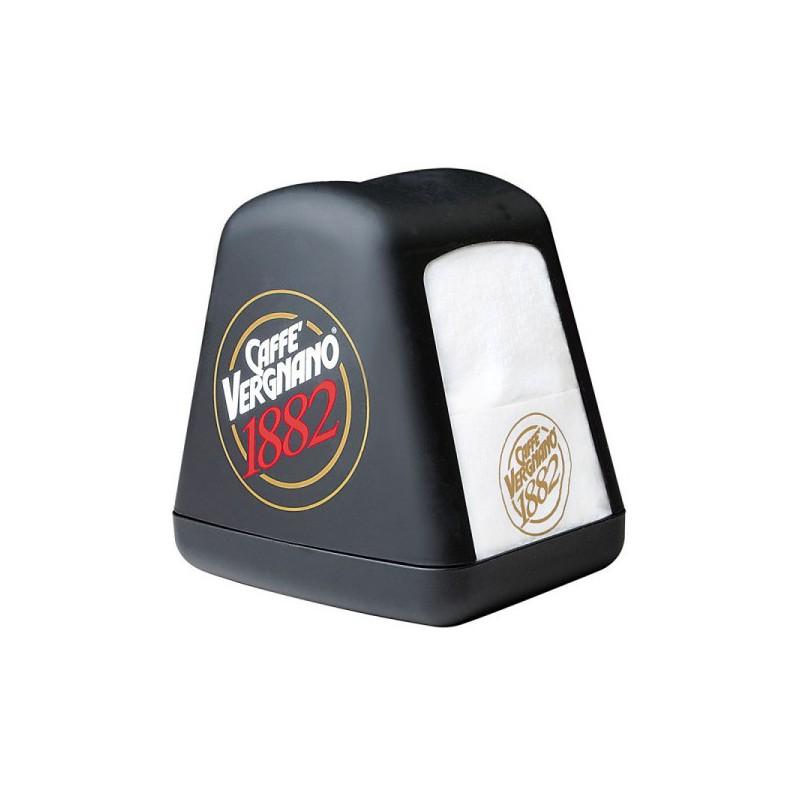 Dvigubas servetėlių laikiklis Vergnano Vergn_99125