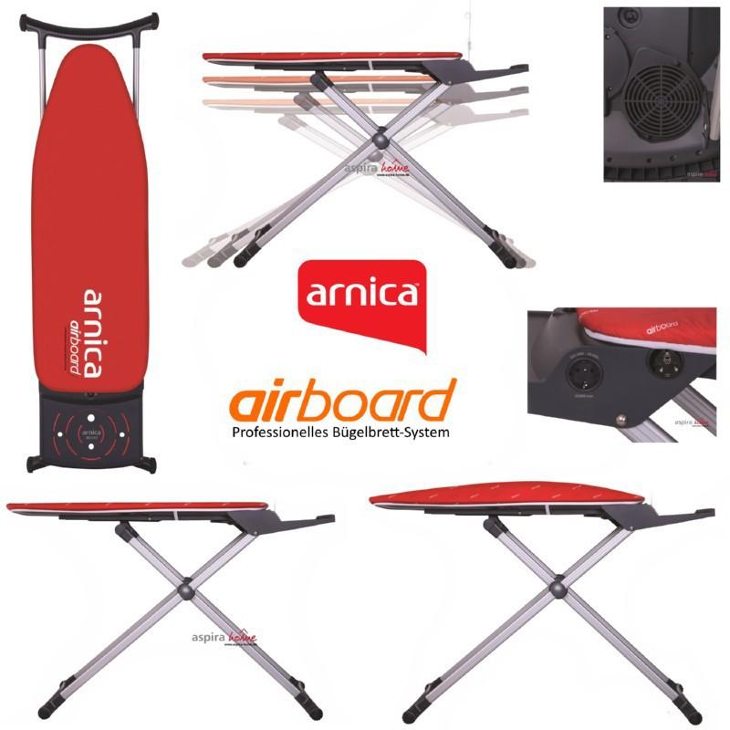 Lyginimo lenta Arnica Airboard