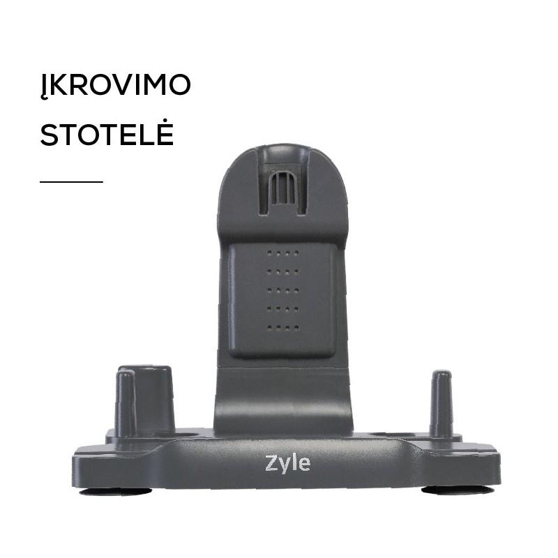 Įkraunamas dulkių siurblys Zyle ZY505VC