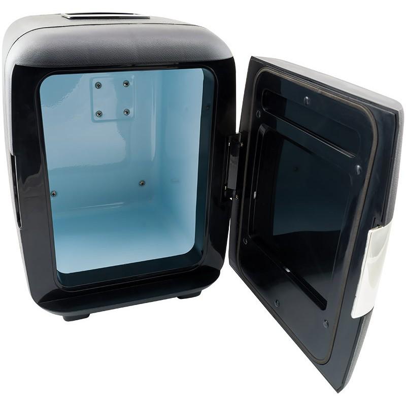 Nešiojamasis mini šaldytuvas SAECO Vedai, SAETC6,  juodas
