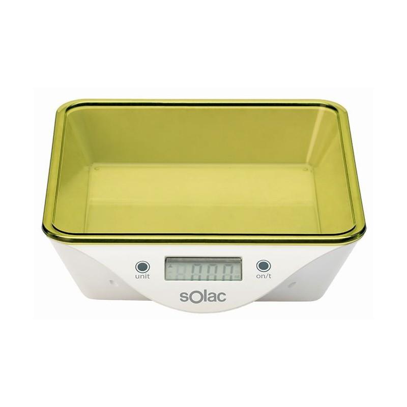 Virtuvinės svarstyklės maistui, SOLAC BC6260