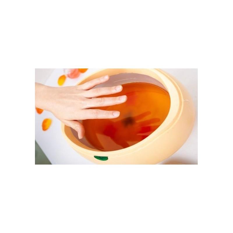 Parafino vonelė SD-55, 3000 ml, 150 W, oranžinė