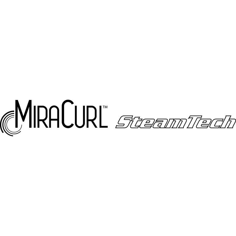 Plaukų formuotuvas BaByliss PRO MiraCurl SteamTech BAB2665SE su talpa serumui
