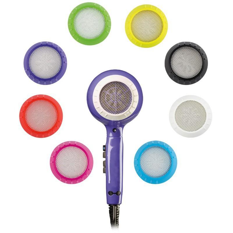 Profesionalus plaukų džiovintuvas BaByliss PRO Luminoso Arancio BAB6350IOE su jonų technologija, 2100 W