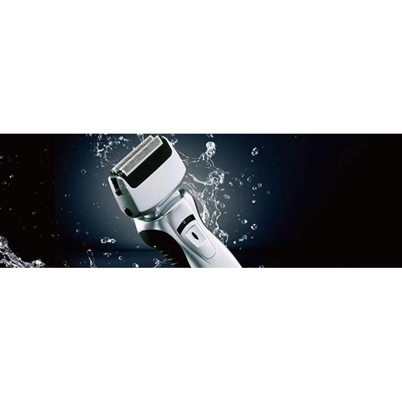 Barzdaskutė Panasonic PNESRW30S503, tinka sausam ir šlapiam skutimui