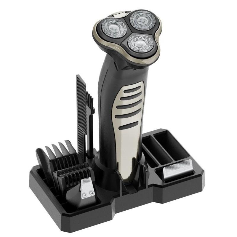 Įkraunama plaukų kantavimo mašinėlė-barzdaskutė Wahl Home Li All-in-One Shaver 9880-116
