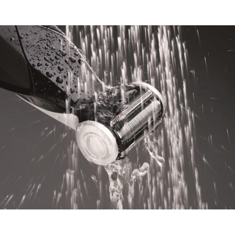 Įkraunamas plaukų skustuvas-depiliatorius vyrams IMETEC BS2-100, belaidis