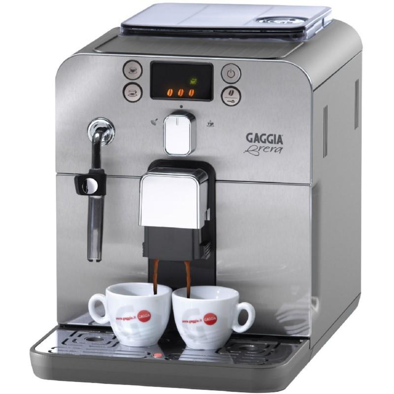 Visiškai automatinis kavos aparatas Gaggia Brera