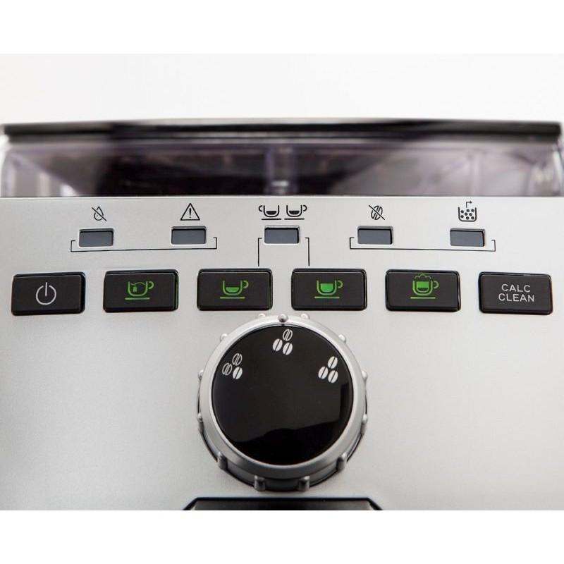 Visiškai automatinis kavos aparatas Gaggia Naviglio Deluxe, sidabrinis