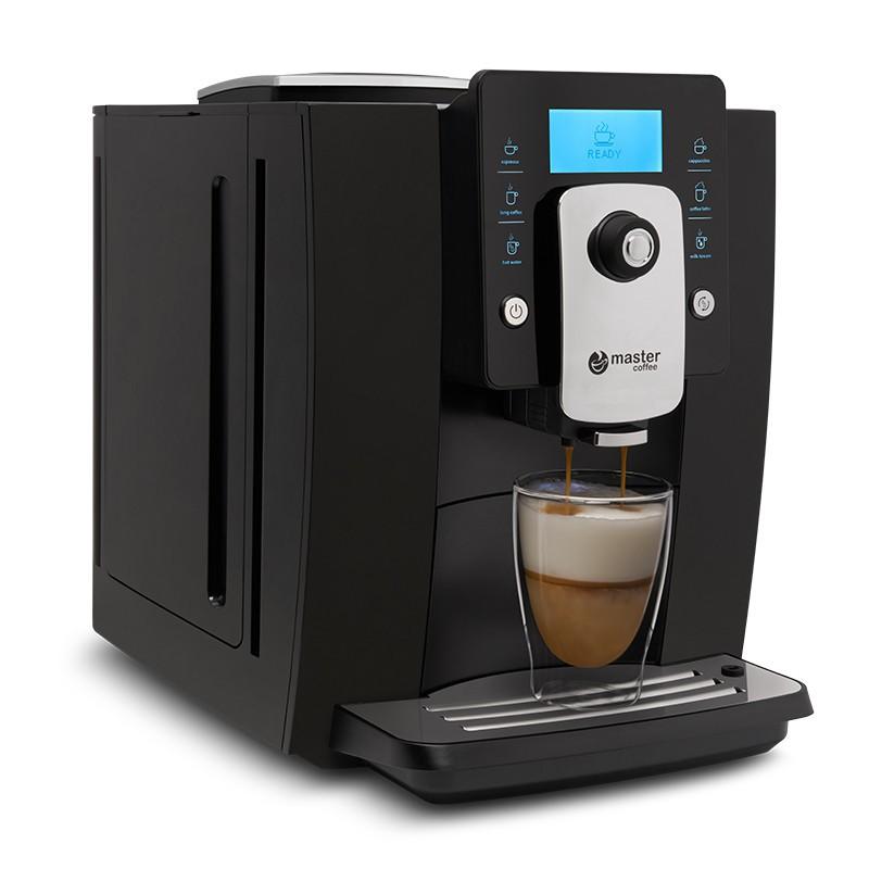 Automatinis kavos aparatas Master Coffee MC1601BL, juodas