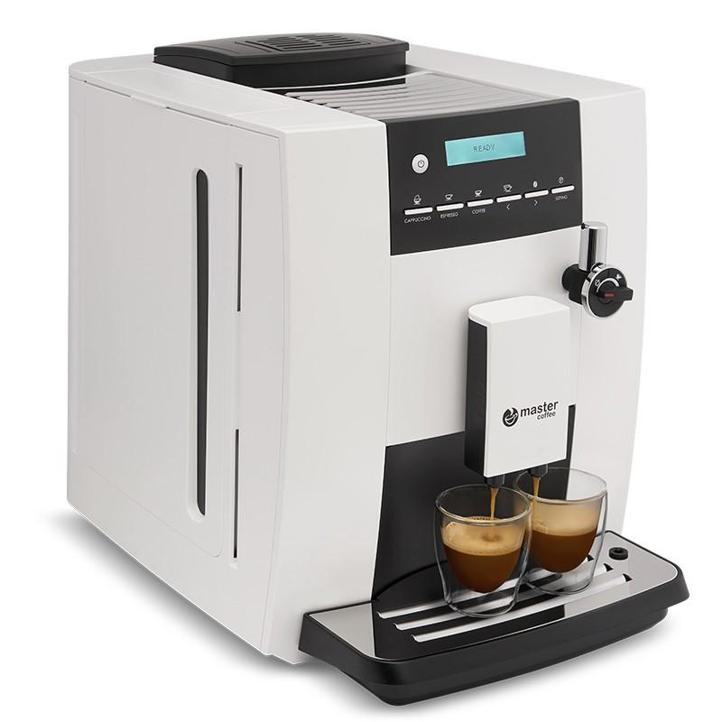 Automatinis kavos aparatas Master Coffee MC1604W, baltas