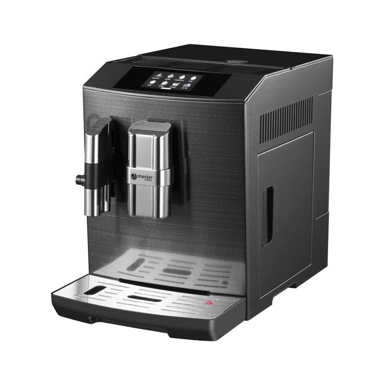 Automatinis kavos aparatas Master Coffee MC71BCF su liečiamuoju ekranu,  juodas
