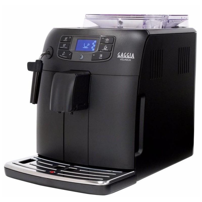 Automatinis kavos aparatas Gaggia Velasca CMF,  juodas