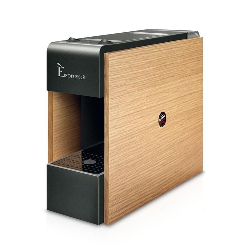 Kapsulinis kavos aparatas Vergnano Tre Espresso, rudas