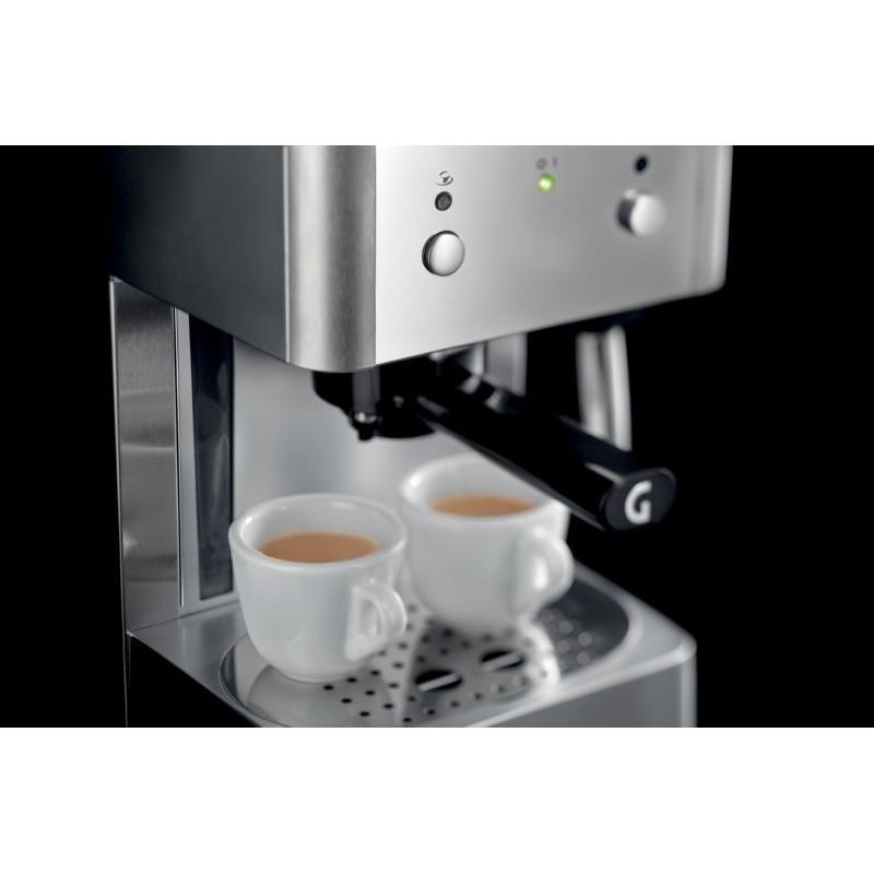 Rankinis kavos aparatas GranGaggia PRESTIGE RI8427/11,  sidabrinis