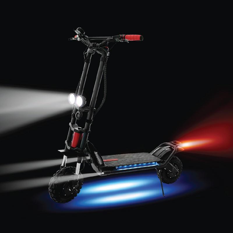 Elektrinis Paspirtukas Beaster Scooter BS35, 2400 W, 60 V, 35 Ah