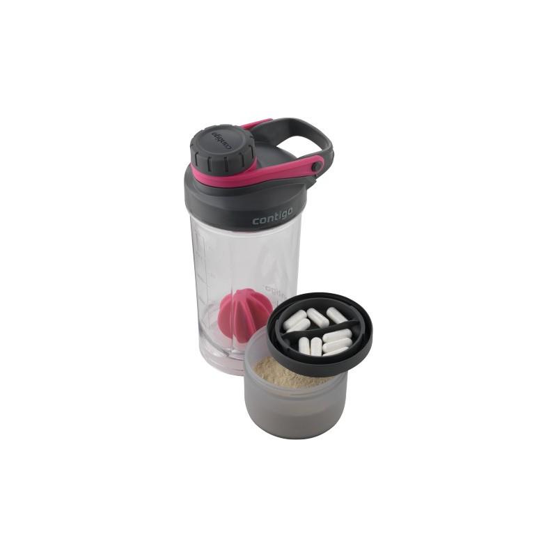 Gertuvė-kokteilinė Contigo Shake & Go Fit CON1000-0649, 650 ml