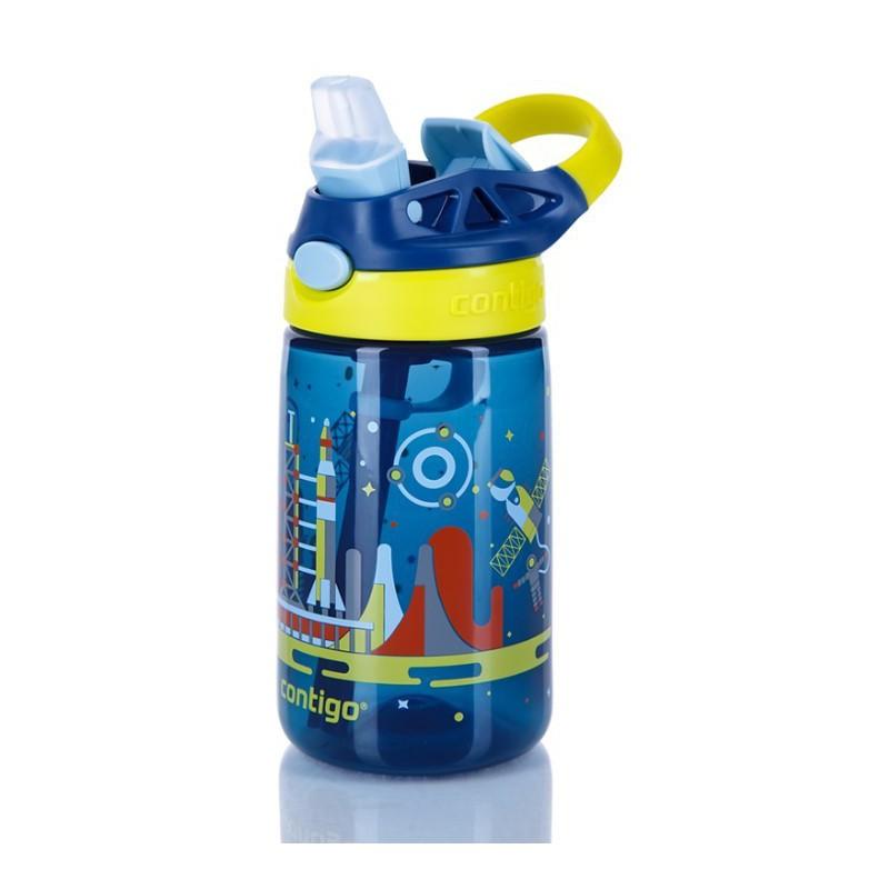 Vaikiška gertuvė Gizmo Flip Nautical Space 2094997 420 ml