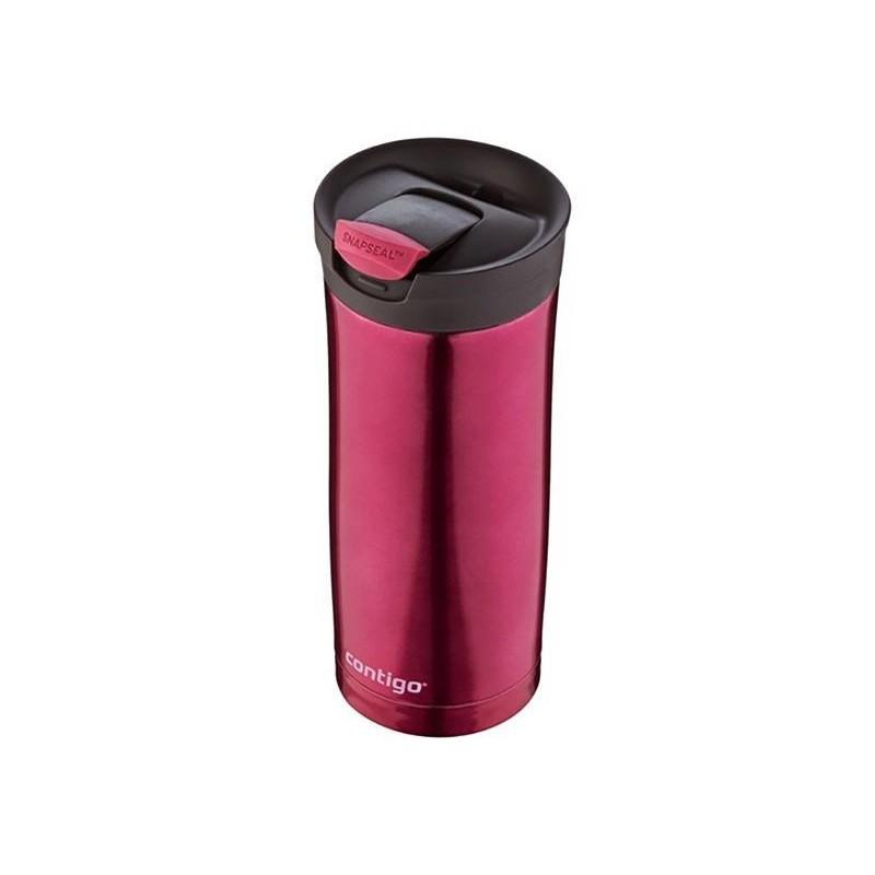 Termo puodelis su vakuumine izoliacija Contigo Huron Vivacious CON1000-0502, 470 ml.