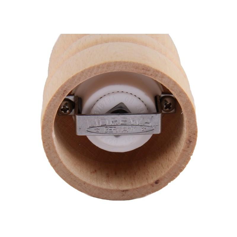 Druskos malūnėlis Lidrewa Gewurzmuhle Toscana LID01TO210K, 21 cm, šviesiai rudas