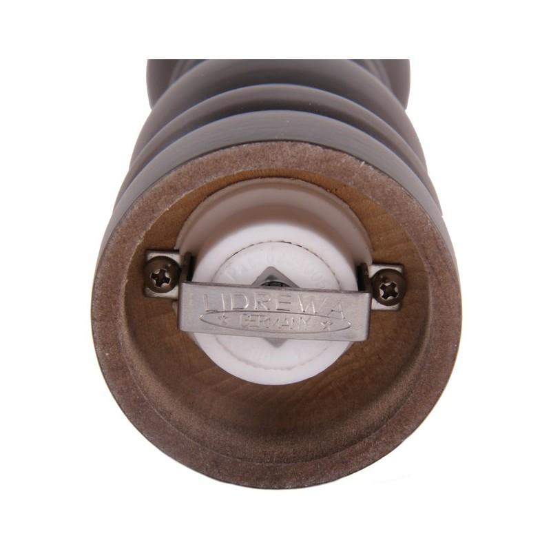 Druskos malūnėlis Lidrewa Gewurzmuhle Toscana LID03TO300K, 30 cm, tamsiai rudas