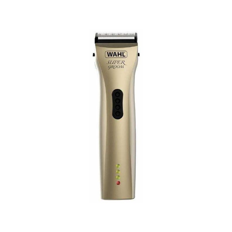 Profesionali plaukų kirpimo mašinėlė gyvūnams WAHL PRO Super Groom WAHP1872-0475