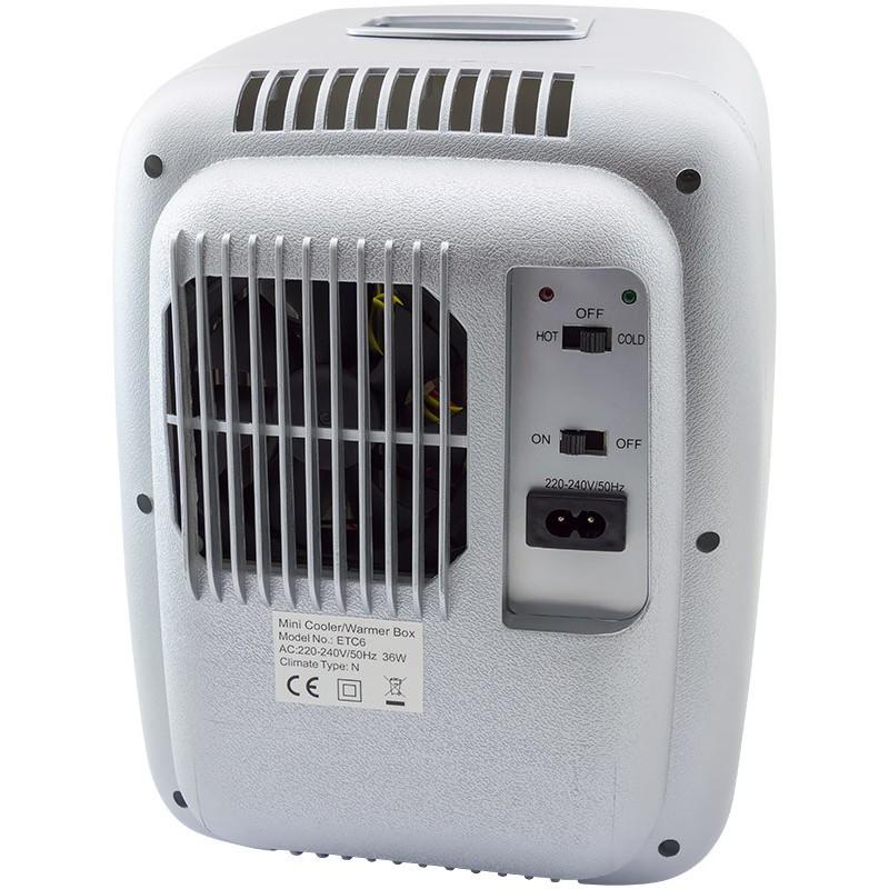 Nešiojamasis mini šaldytuvas SAECO Vedai, SAETC6