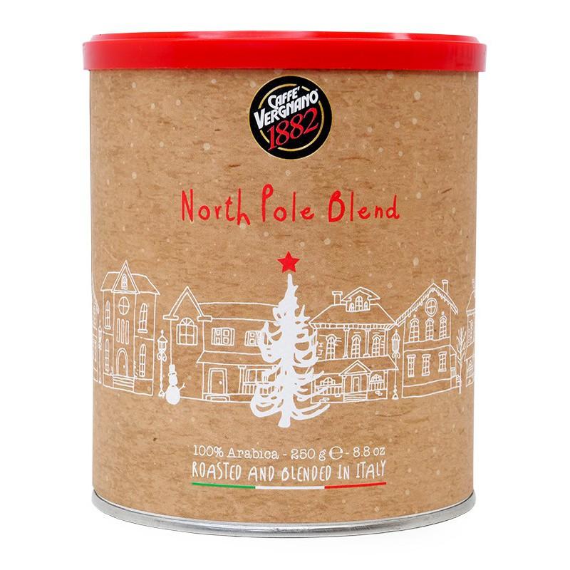 Malta kalėdinė kava Vergnano Arabica mdChristmas2019, skirta plikymui, 250 g