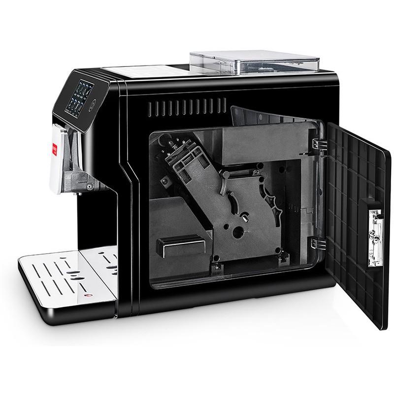 Automatinis kavos aparatas Master Coffee MC9CMBL su liečiamuoju ekranu,  juodas