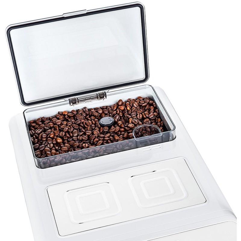 Automatinis kavos aparatas Master Coffee MC9CMW  su liečiamuoju ekranu, baltas