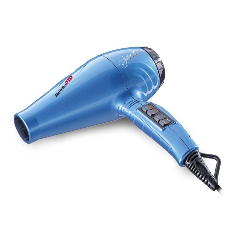 Profesionalus plaukų džiovintuvas BaByliss Pro Azzurro BAB6350IBLE, 2100W