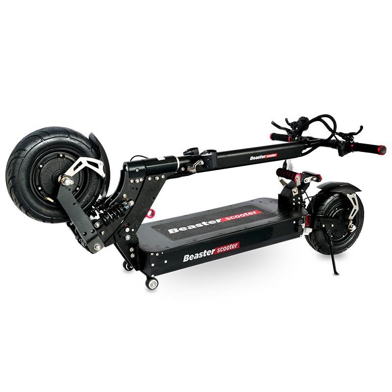 Elektrinis paspirtukas Beaster Scooter BS66, 3600 W, 60 V, 32 Ah, hidrauliniai stabdžiai