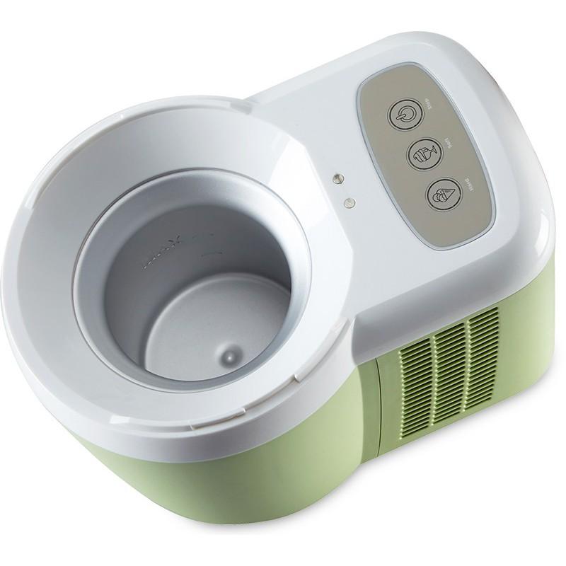 Ledų gaminimo aparatas ZYLE ZY701CM, žalios spalvos