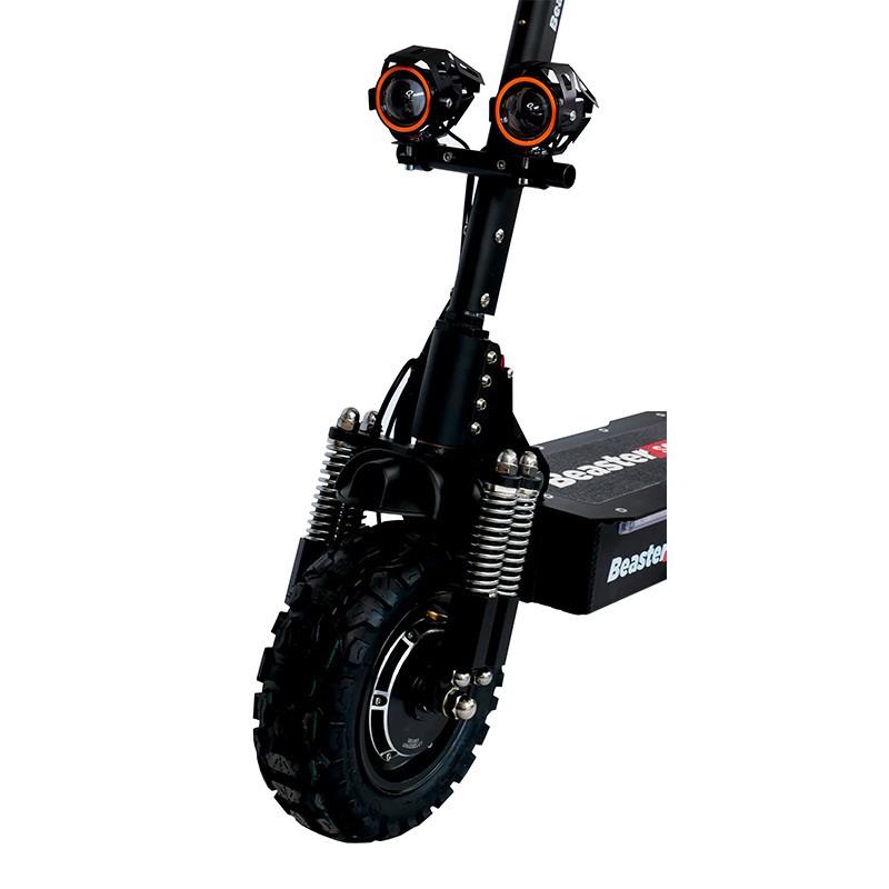 Elektrinis paspirtukas Beaster Scooter BS49, 3200 W, 60 V 26 Ah, hidrauliniai stabdžiai