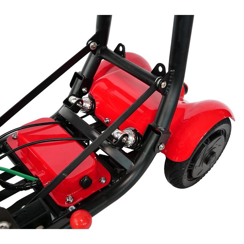 Elektrinis vežimėlis Beaster BS305, 2 x 250 W, 36 V, 15,6 Ah