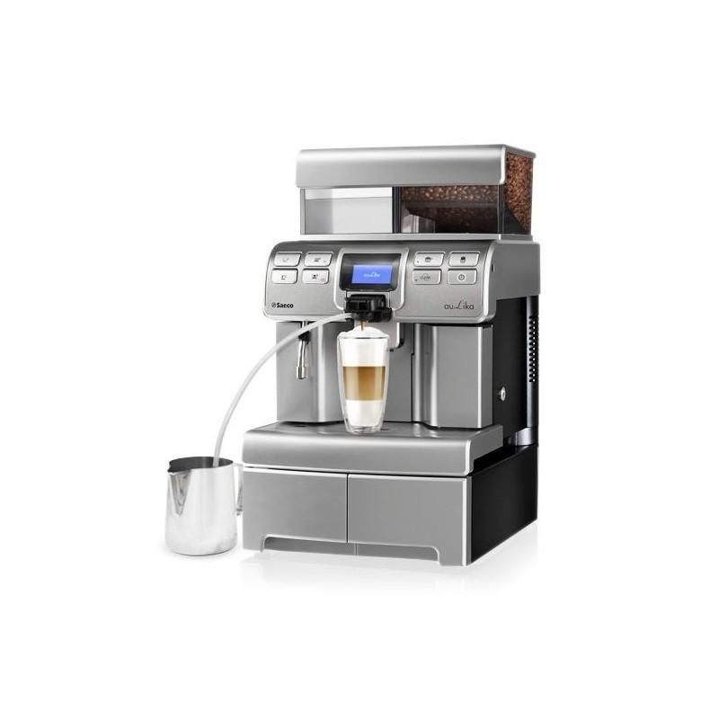 Automatinis kavos aparatas Saeco Aulika HSC Network, jungiamas prie vandentiekio
