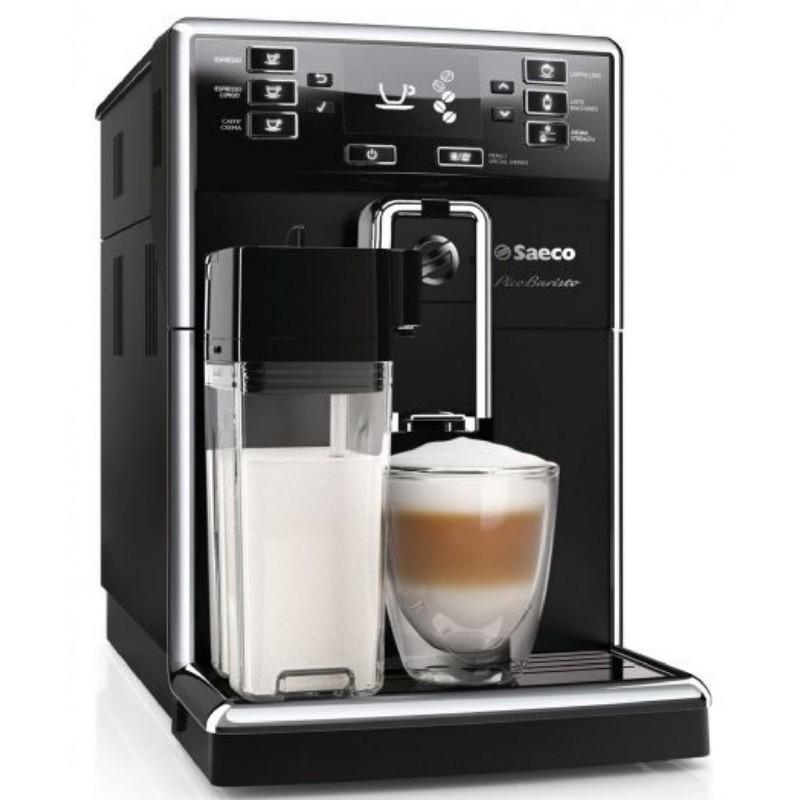 Automatinis kavos aparatas Philips Saeco PicoBaristo HD8925/09, juodas