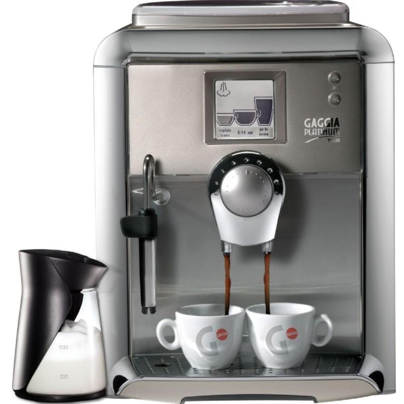Visiškai automatinis kavos aparatas GAGGIA Platinum Vision
