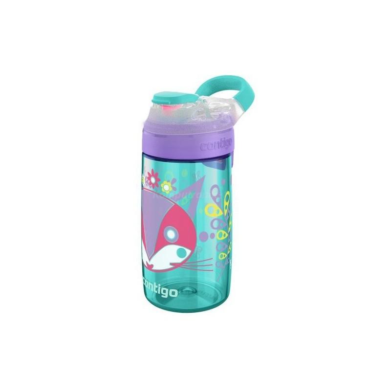 Vaikiška gertuvė Contigo Gizmo SIP CON1000-0471, 420 ml, melsva