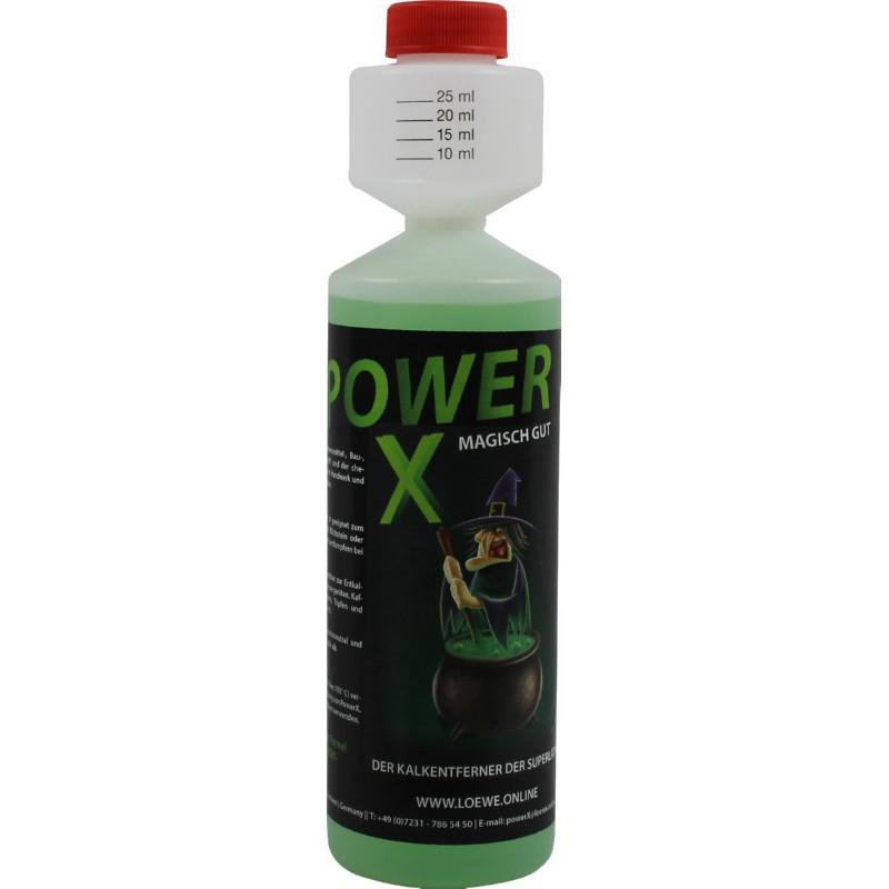 Nukalkinimo skystis PowerX ZULWPX250ML, 250 ml