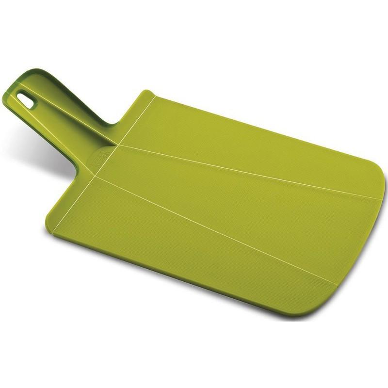 Pjaustymo lentelė Chop2Pot Plus, žalia spalva,38x21x1,5 cm, Joseph Joseph, JNSG016SW