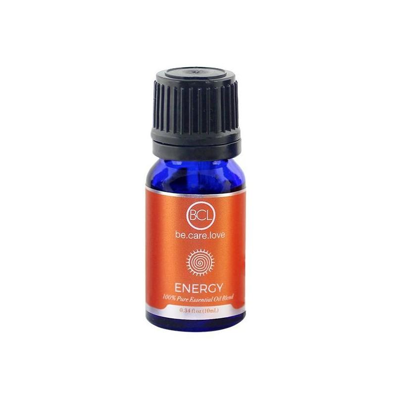 Eterinis aliejus BCL Be Care Love Energy 100 % Pure Essential Oil BCLSPA63006, suteikiantis energijos, 10 ml