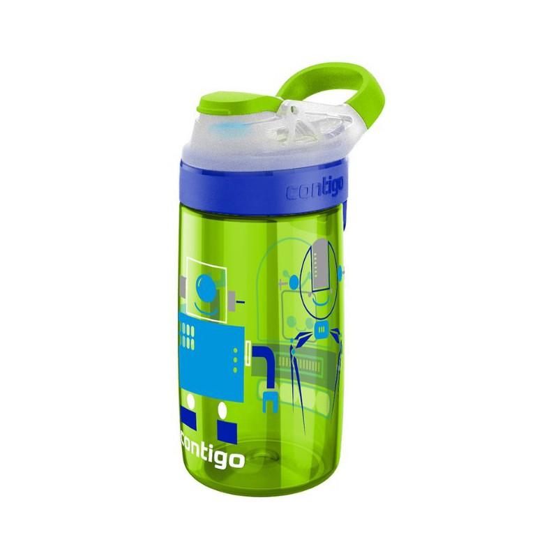 Vaikiška gertuvė Contigo Gizmo SIPCON1000-0473, 420 ml, žalia